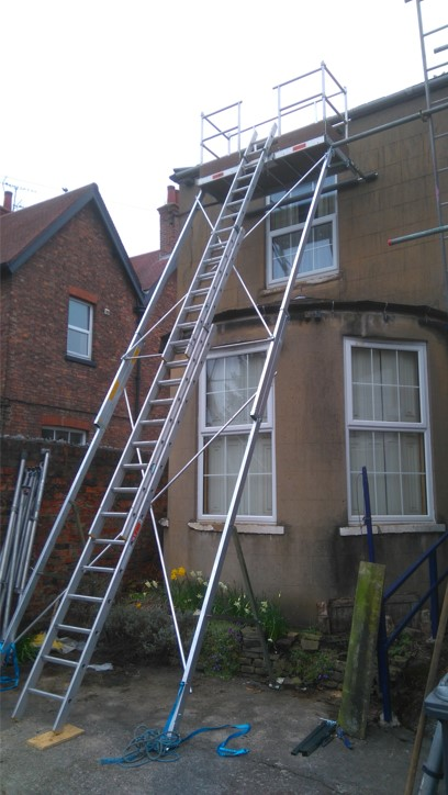 roof scaff york able roofing